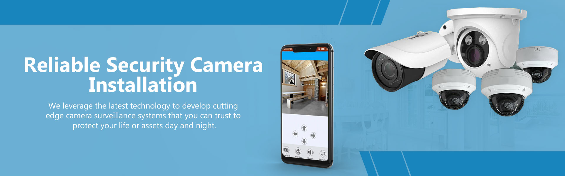 security camera installation orange county
